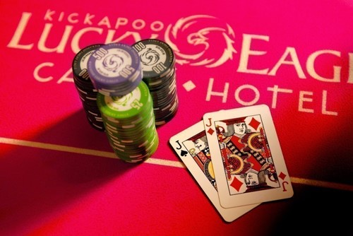Kickapoo Lucky Eagle Casino Hotel Casinos
