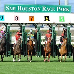 Sam Houston Race Park Rest
