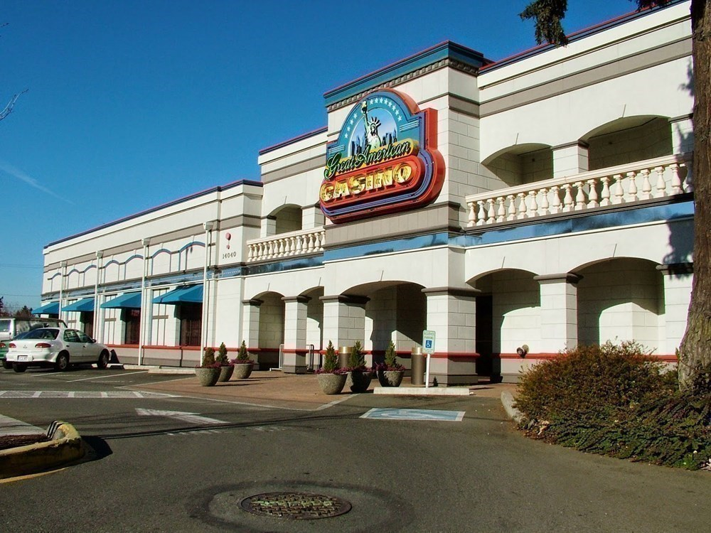 Great American Casino - Tukwila