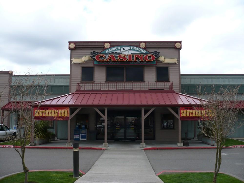 Hawk's Prairie Casino & Restaurant
