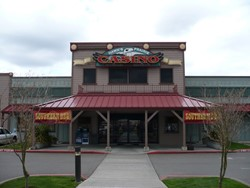 Hawk's Prairie Casino & Restaurant