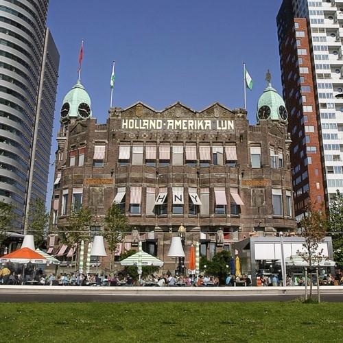 Holland America Line - Rotterdam VI