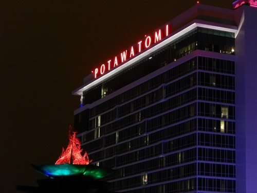 Potawatomi Hotel and Casino image