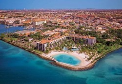 Renaissance Aruba Beach Resort & Crystal & Seaport Casinos Rest