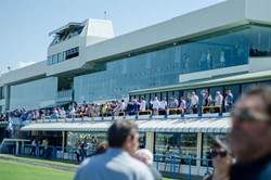 Gold Coast Turf Club Rest