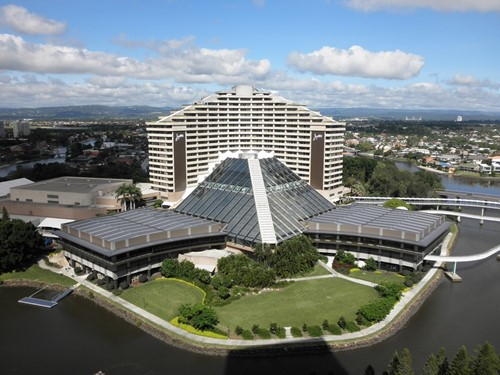 Jupiters Hotel & Casino image