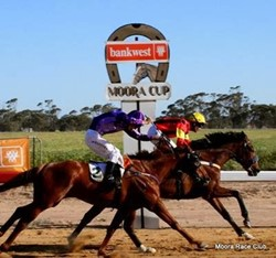 Moora Race Club Rest