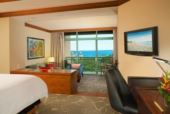 DELUXE OCEAN SUITES Room At Atlantis at Paradise Island Resort and Casino