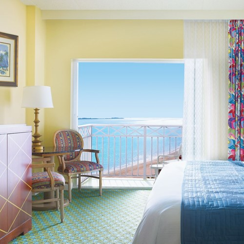 Guest Room Room At Atlantis at Paradise Island Resort and Casino