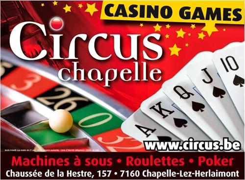 Circus Chapelle Casinos