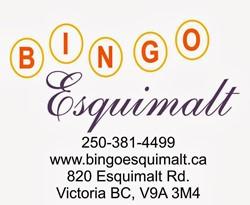 Bingo Esquimalt Rest