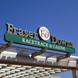 Fraser Downs Racetrack and Casino Casinos
