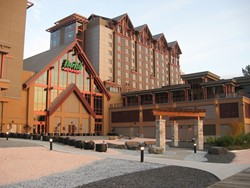 River Rock Casino Resort Rest