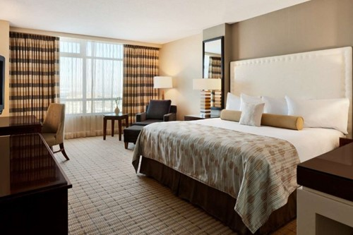 Deluxe Room At Caesars Windsor