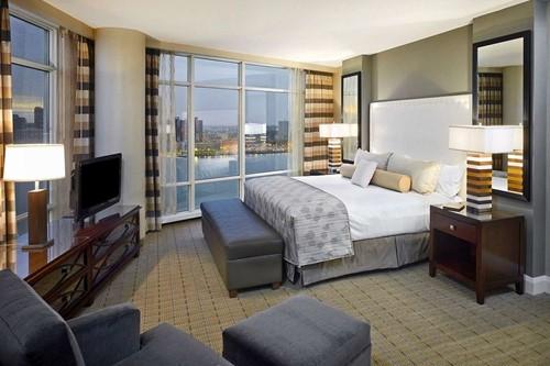 Bay Room Room At Caesars Windsor