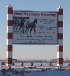 West Meadows Raceway Rest