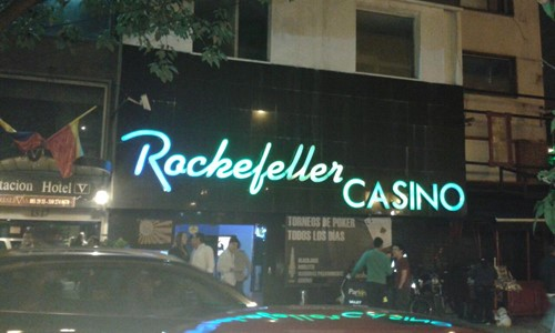 Rockefeller Casino image