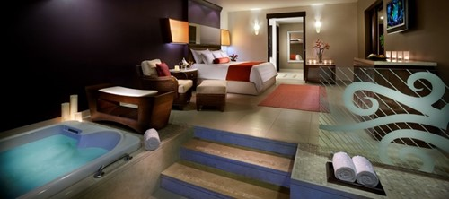 Signature Presidential Suite (1 Bedroom) Room At Hard Rock Hotel & Casino Punta Cana