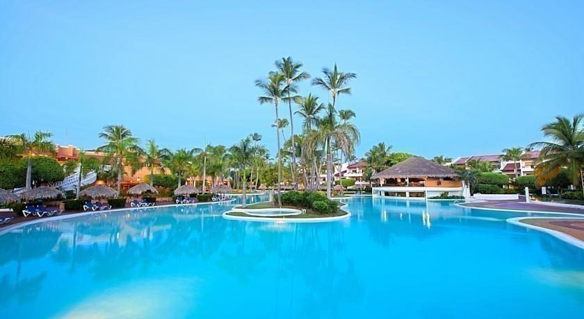 Melia Caribe Tropical and Casino Palma Real