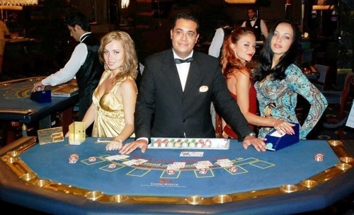 Casino Royale - Movenpick Jolie Ville Resort & Casino image