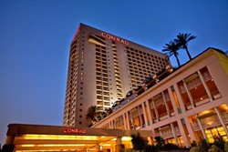 Conrad Cairo Casino and Hotel Casinos
