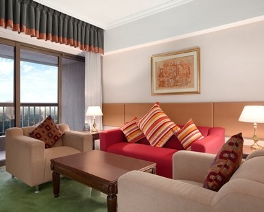 Ramses Suite Room At The London Club Cairo