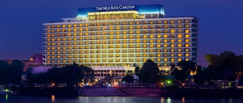 The Nile Ritz-Carlton Hotel and Crockfords on the Nile image
