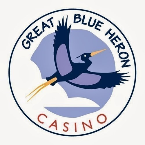 Great Blue Heron Charity Casino image