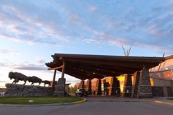 Dakota Dunes Casino Rest