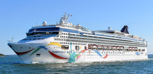 Norwegian Dawn image