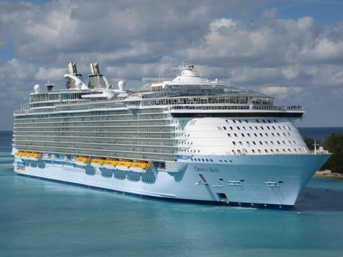 Oasis of the Seas image