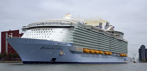 Harmony of the Seas image