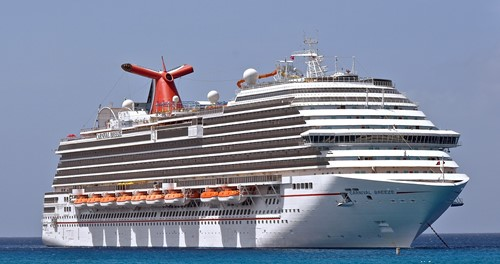 Carnival Breeze image