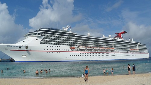 Carnival Miracle image