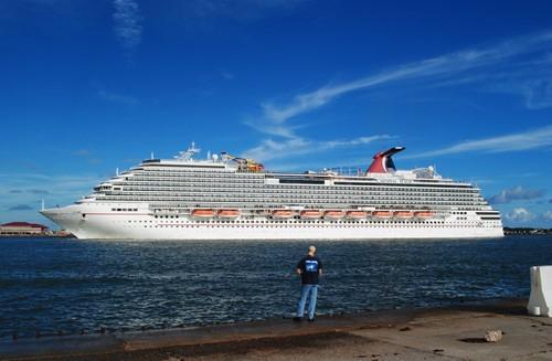 Carnival Magic Ship At Carnival Cruise Lines