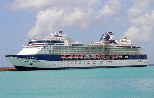 Celebrity Constellation Ship At Celebrity Cruises