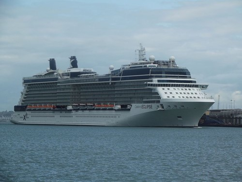 Celebrity Eclipse Ship At Celebrity Cruises