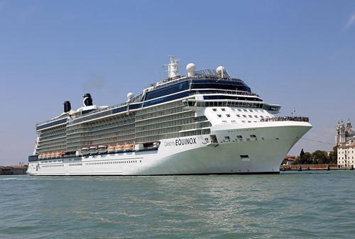 Celebrity Equinox Ship At Celebrity Cruises