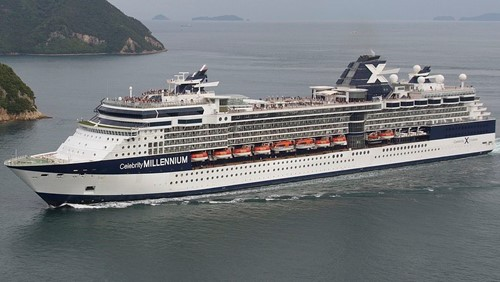 Celebrity Millennium Ship At Celebrity Cruises
