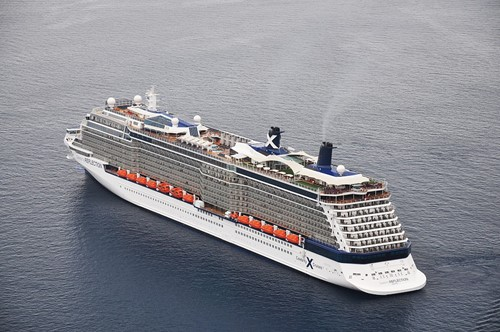 Celebrity Reflection Ship At Celebrity Cruises