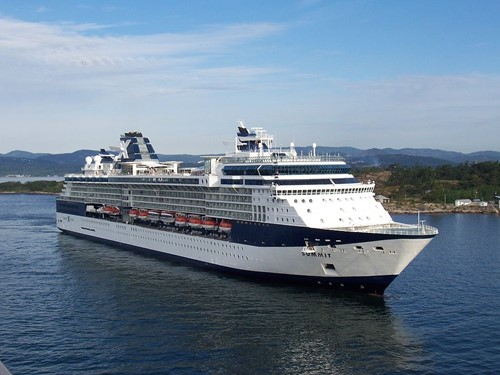 Celebrity Summit Ship At Celebrity Cruises