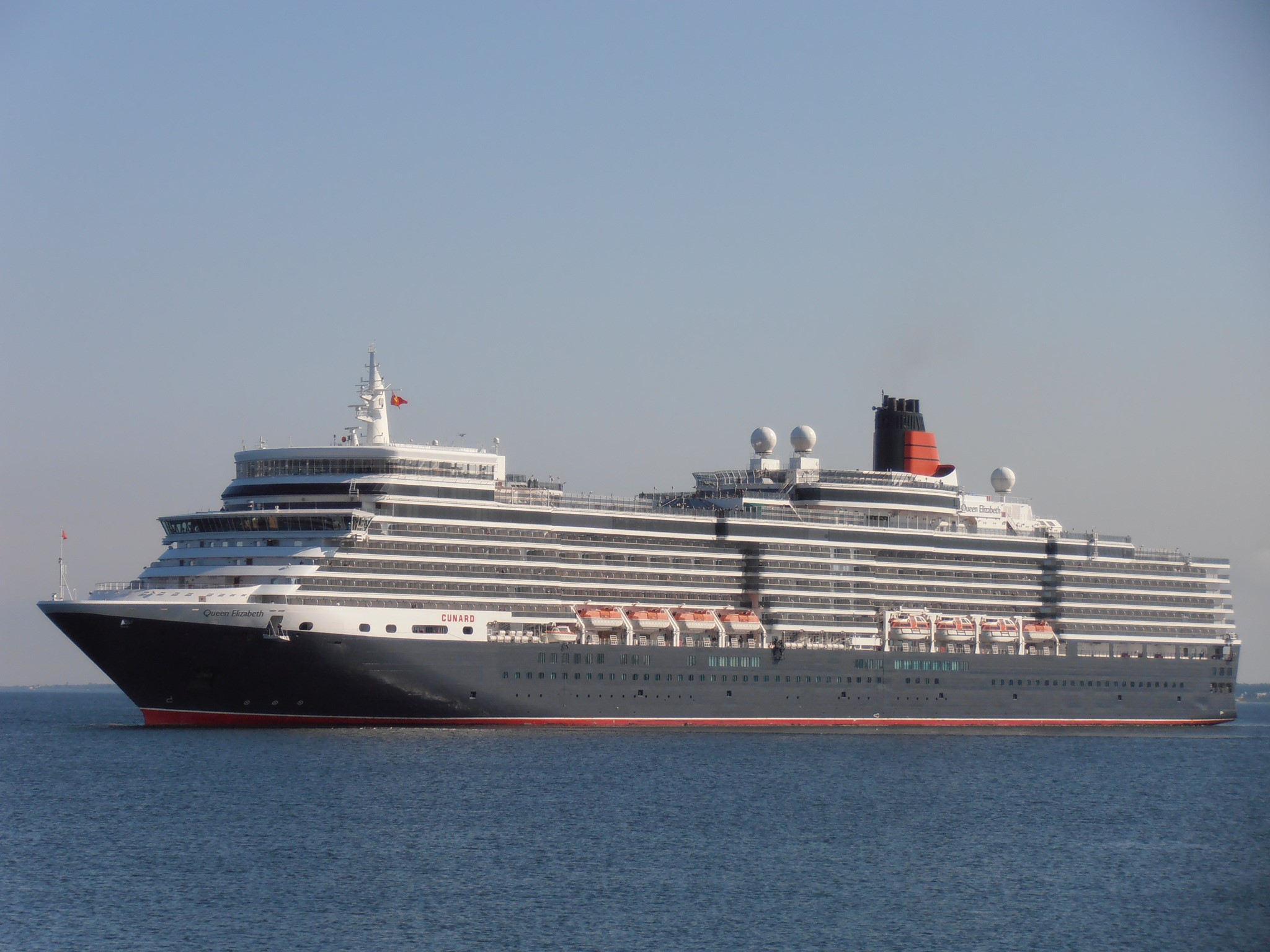 Cunard Line (Cruises)