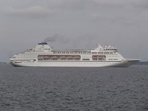 Star Princess Ship At Princess Cruises