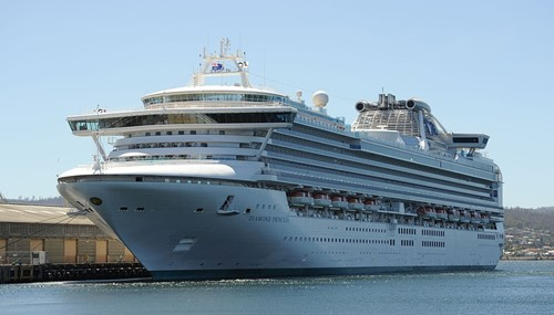 Diamond Princess image