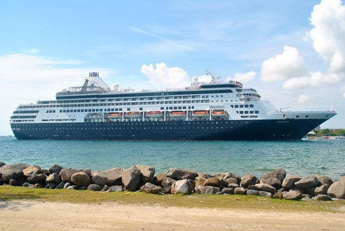 Maasdam Ship At Holland America Line Cruises