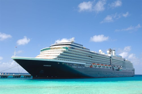 Noordam Ship At Holland America Line Cruises