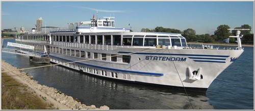Statendam Ship At Holland America Line Cruises