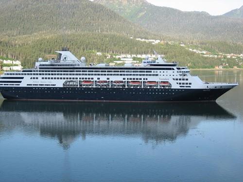 Veendam Ship At Holland America Line Cruises