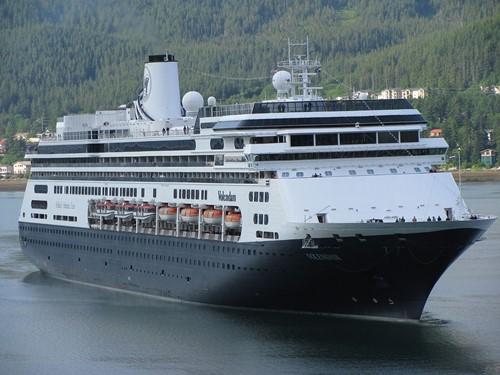 Volendam Ship At Holland America Line Cruises