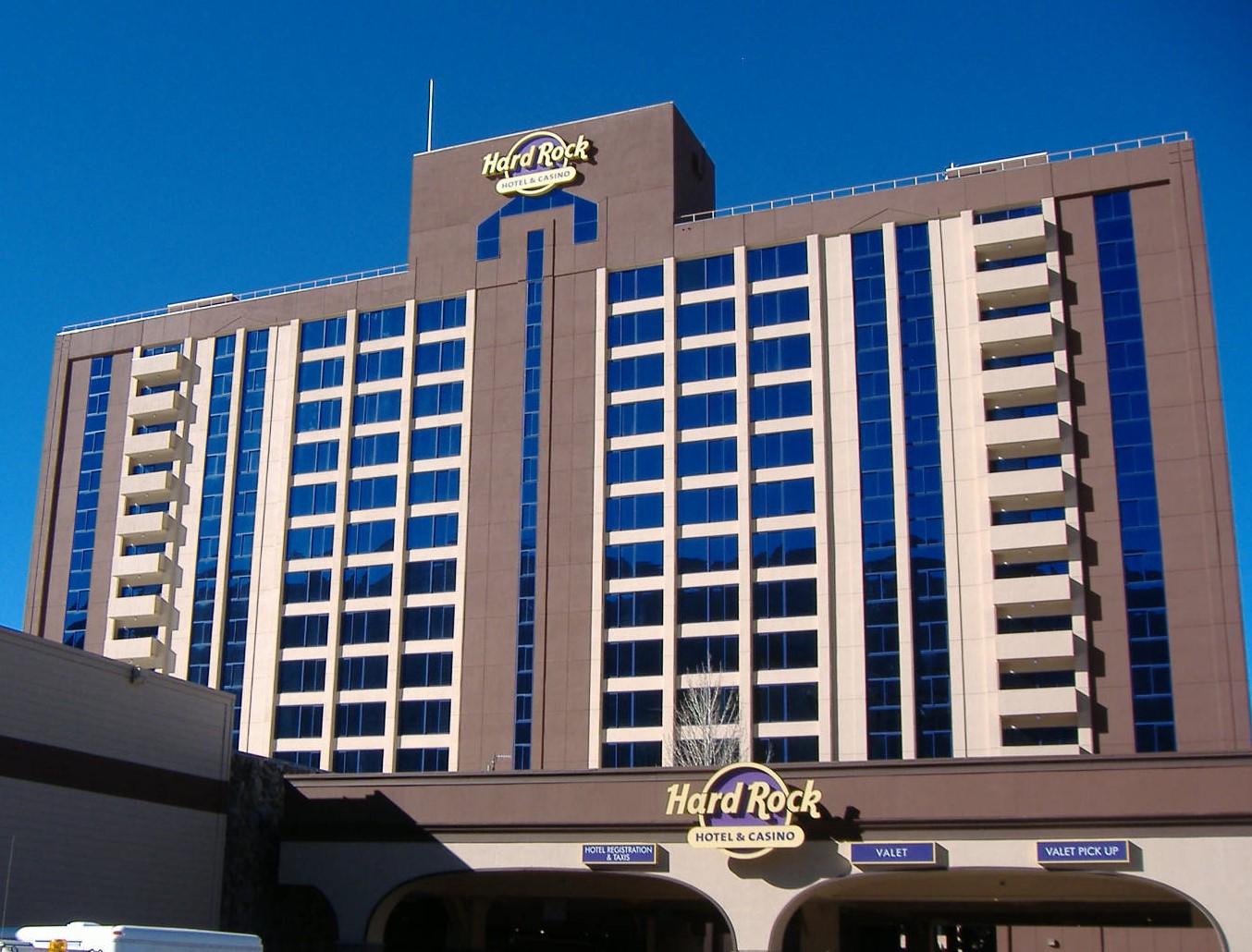 Hard Rock Hotel and Casino Lake Tahoe